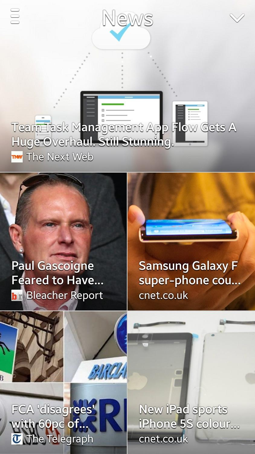Samsung Galaxy Note 3 Apps
