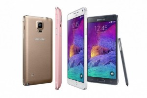 Цвета Samsung Galaxy Note 4